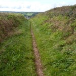 Kerswell Lane track, Coffinswell
